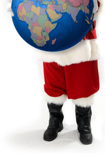 Christmas Aound The World