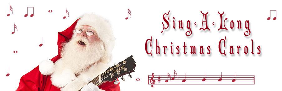 Sing a long Christmas Carols